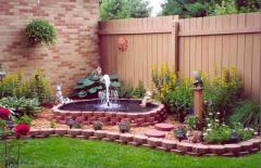 Garden Accent Pieces