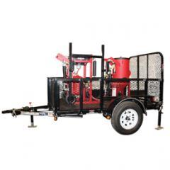 Trailer Mounted Air-Blast System