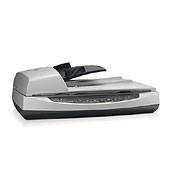 Document Flatbed Scanner, HP Scanjet 8270