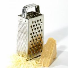 Morgan's Famous Grater