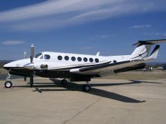 1997 King Air 350 FL-160