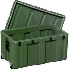 472-MED-30181502 Medical Supply Trunk Case