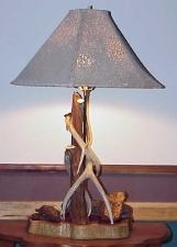 Ozark Log Home Supply Handmade Antler and