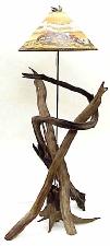 Ozark Log Home Supply Driftwood Bent Hedge...