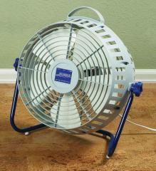 Portable 12v dc freedom fan