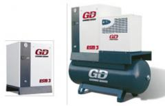 Rotary Screw 50 Hz Compressor Packages