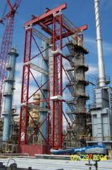 Modular Lift Tower: 4-leg Tower