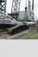 Crawler Cranes: CC4000RL 1,760 Tons