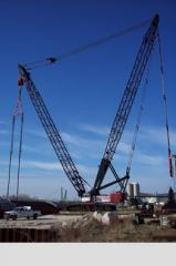 Crawler Cranes: LR1700