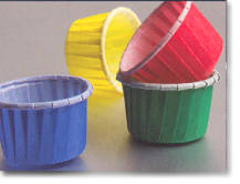 Souffle Cup Papers
