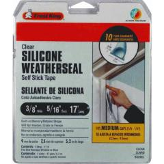 Self Stick Silicone Weatherseal