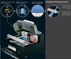 V8 Automated Clinical Capillary Electrophoresis