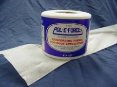 Pol-E-Force Reinforcing Roof Fabric