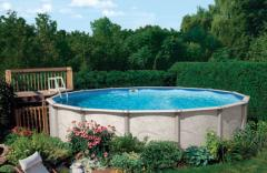 Ovation Pools Distinction Above Groung Pools