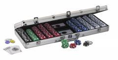 Texas Hold`EM Poker Chip Set 500 Count
