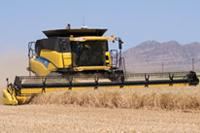 CR Twin Rotor Combines