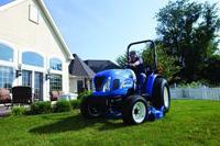 Boomer 28-47 HP Tractors