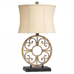 1Lt Portable Table Lamp