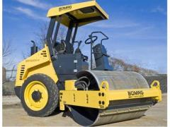 2013 Bomag BW124DH-40 Compactor