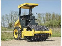 2013 Bomag BW124PDH-40 Compactor