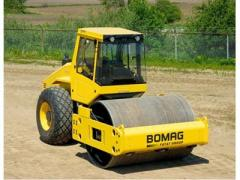 2013 Bomag BW213DH-40 Compactor