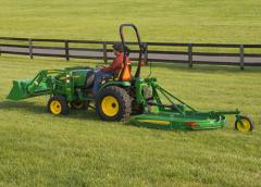 2320 Compact Utility Tractor