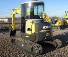 Kobelco Compact 50 SR Excavators