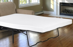 Comfort Magic 4.5-inch Memory Foam Sofa Sleeper