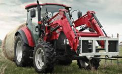 New Farmall C Series Tractors
