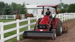 Farmall Compact Tractor