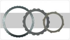 Allomatic Steel Plates
