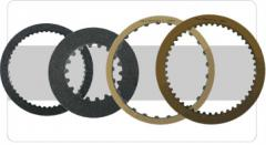 Allomatic Friction Plates
