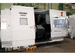 Okuma LU35 4 Axis CNC Turning Center