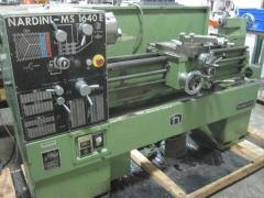 Nardini 1640 Toolroom Engine Lathe