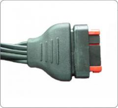 Custom Molded Cables