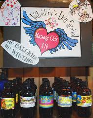 Massage/Bath/Body Oils