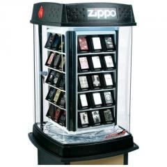 Zippo® 60pc Lighter Display