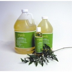 Organic Bath & Body Balancing Massage Oil