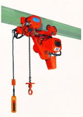 SDAM / SDBM Low Headroom Electric Chain Hoist