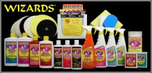 Car & Truck Care Products