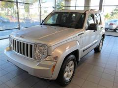 2009 Jeep Liberty SUV