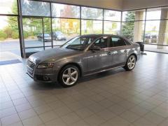 2012 Audi A4 Auto Quattro 2.0T Premium Plus Sedan