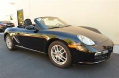 Car 2008 Porsche Boxster 2dr. Luxury Roadster