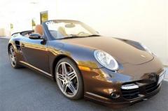Car 2008 Porsche 911 Turbo