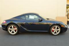 Car 2007 Porsche Cayman S