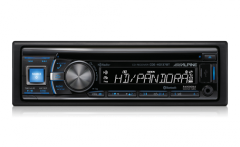 CDE-HD137BT Advanced Bluetooth® CD/HD Radio