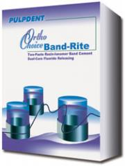 Band-Rite Resin-Ionomer Orthodontic Band Cement
