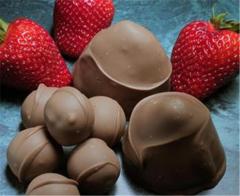 Chocolate-Covered Fresh Fruit