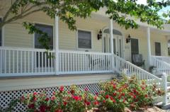 Elegant Vinyl Railings