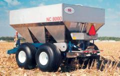 Newton crouch nc series fertilizer spreaders